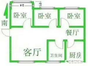 超便宜仅此一套!瑞景新城二楼三室朝阳送地下室支持贷款