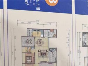 城北在水一方四室3200单价可更名贷款黄金楼层