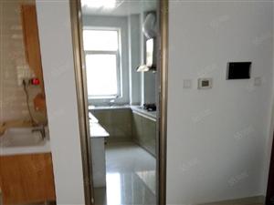 东城恒大黄河生态城电梯房,带空调物业费房东处,是不是傻