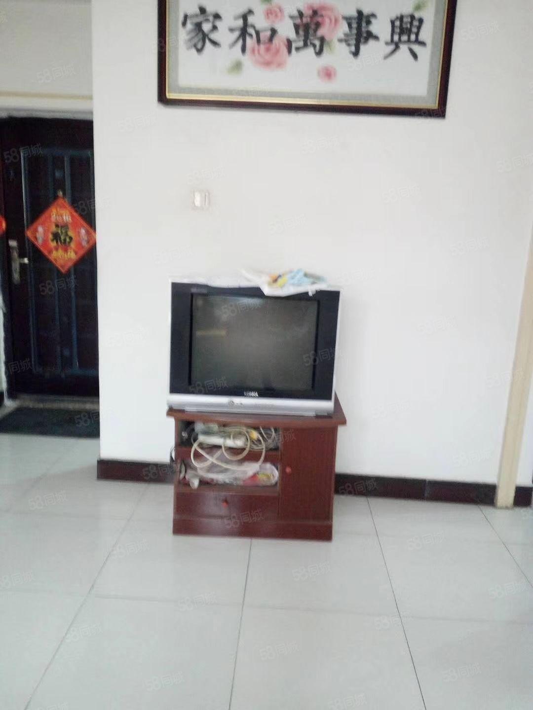 祥和家园一期90平三室一厅简单装修有储藏室可做饭