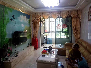 紫金莲园精装标准三房产权87平方使用100平方亏本卖