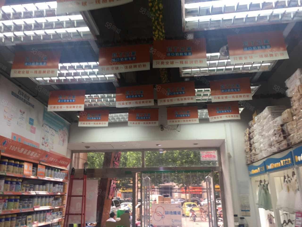 整租中.原新城观澜临街旺铺上下两层171平餐饮商店办公