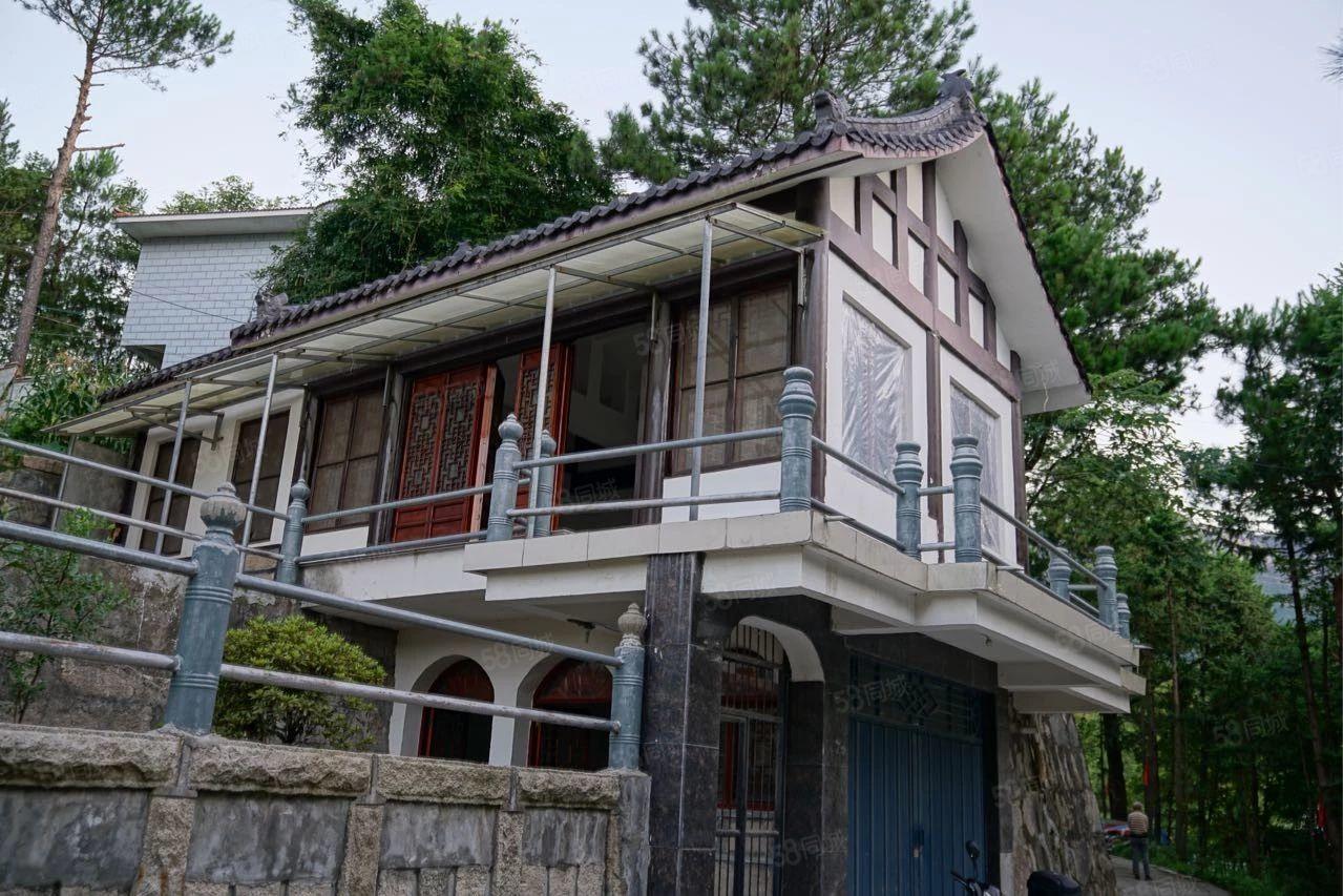 天柱山别墅生态园林、奢静大宅、可以传世。