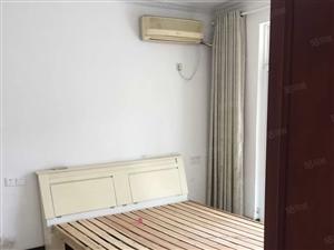 美高梅注册泊景城A区两室一厅简单装修空调热水器两张床