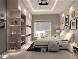 财税小区1楼3室89平带院1500/月