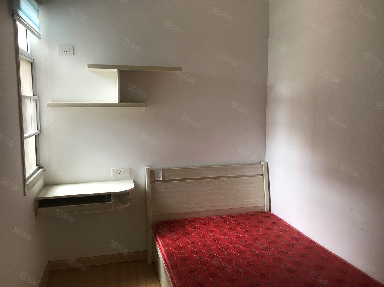 竹林广场精装修2室2厅1卫,1300月