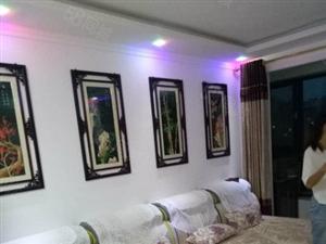 (永硕房产)明月豪苑2室2厅1卫,家具齐全,新装修拎包入住。