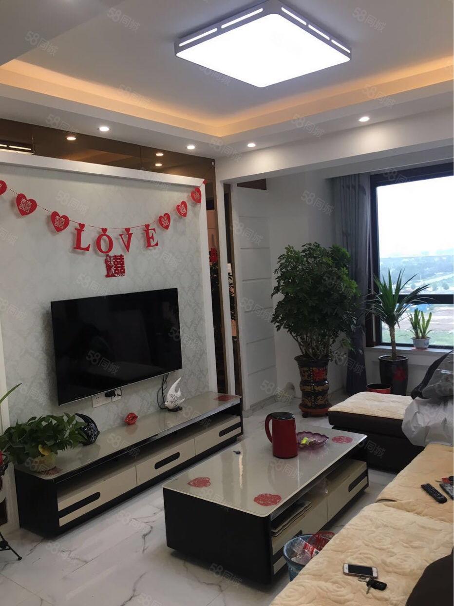 泰宏建业国际城2室2厅89房东房源