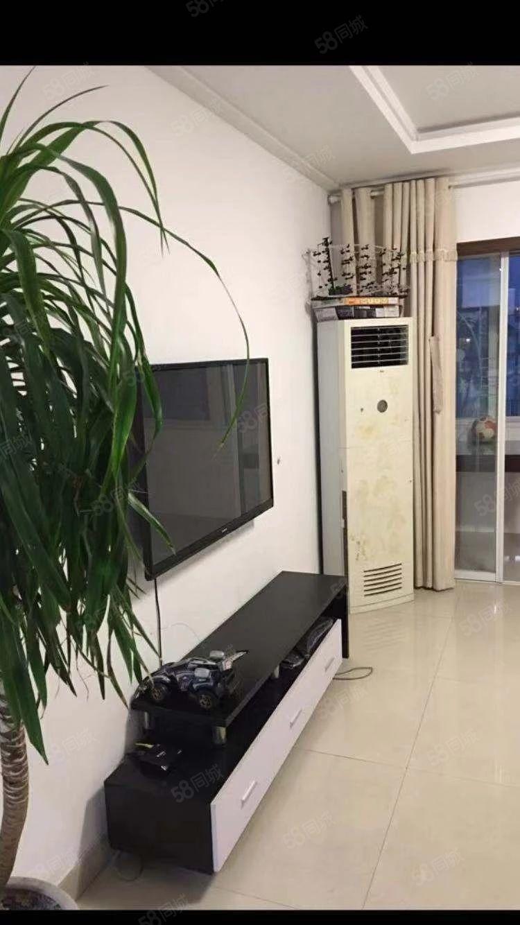 碧水绿都6楼精装3室,家电齐全,拎包即住,随时看房