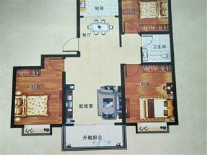 地铁口隐珠中盛锦城93平套三58万,不限购,不限贷,民水民电