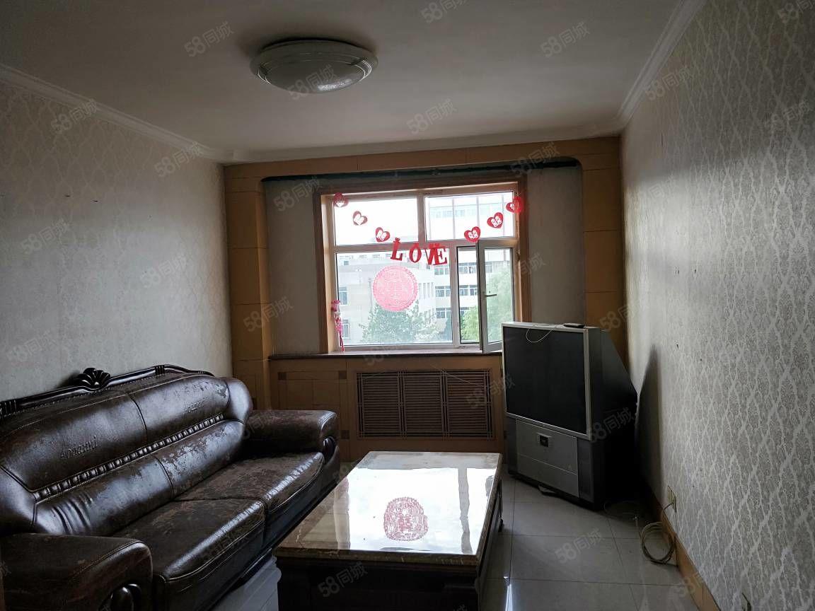 梅园小区精装四层南北通透三室两厅六中学区带家具家电