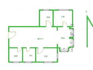 名门豪宅,帝王居住,精装,送25平的地下室,满五唯一直接过户