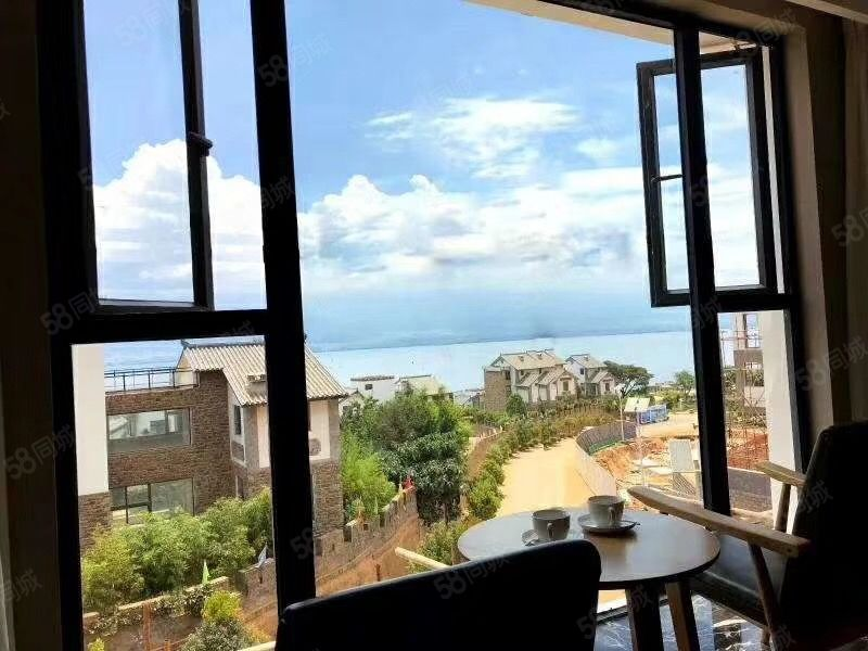 洱海边大理公馆三合院可带精装高赠送海景房