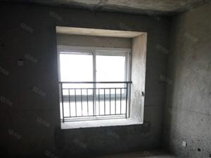 金鼎名城纯毛坯2室可改3室南北通透随时可看房