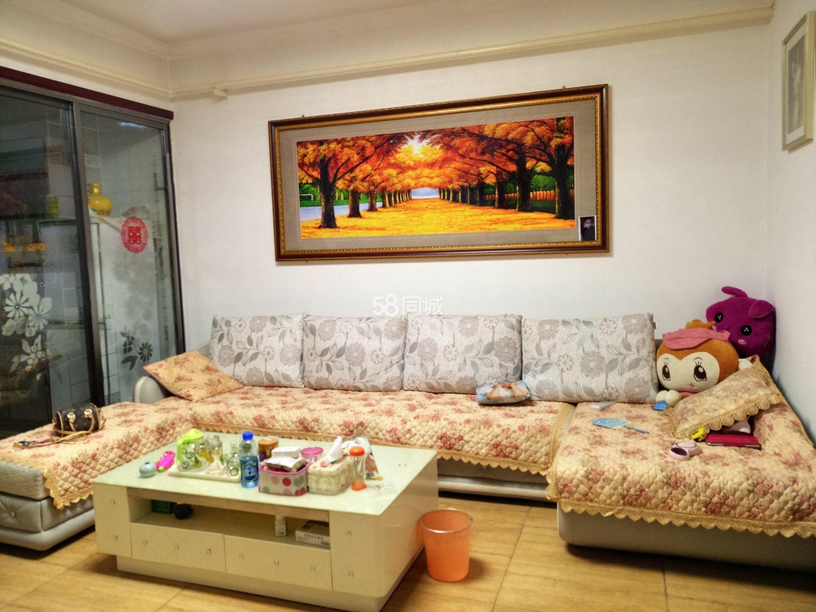 陕棉八厂南生活区(南区)2室1厅1卫
