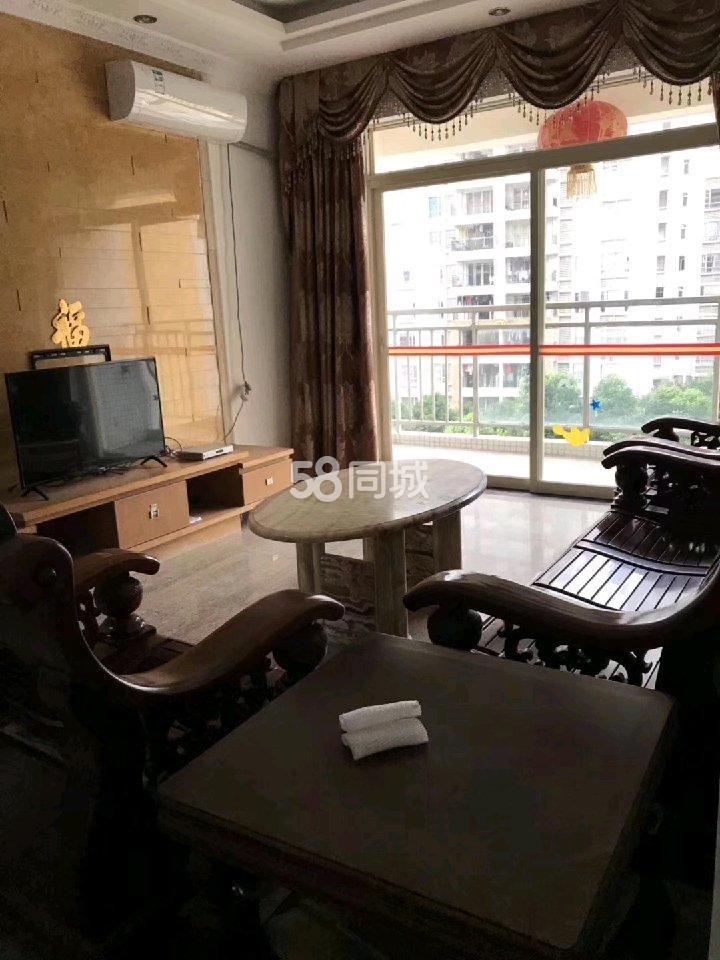 三河洲花园(河南西路1号)2室2厅1卫