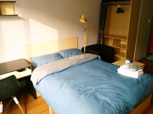鲁东大学南富顺苑旁乐活精装公寓1室1厅1卫