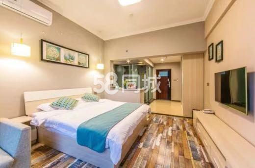 城市博尔曼酒店公寓1室0厅1卫