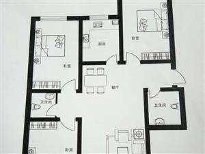 祥和庄园3室2厅2卫