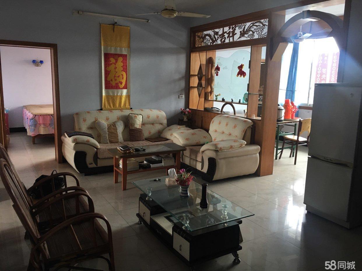 广安花桥镇中(现花桥小学分部)教师楼三室两厅装修房急售