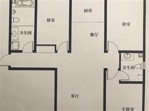 御珑华府3室2厅2卫