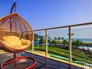 中国马尔代夫五A景区保利海陵岛拎包入住月收租4500