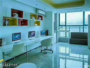 华泰城精装同心公寓1室1厅1卫