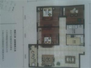 郑浦港九州公馆3室2厅1卫