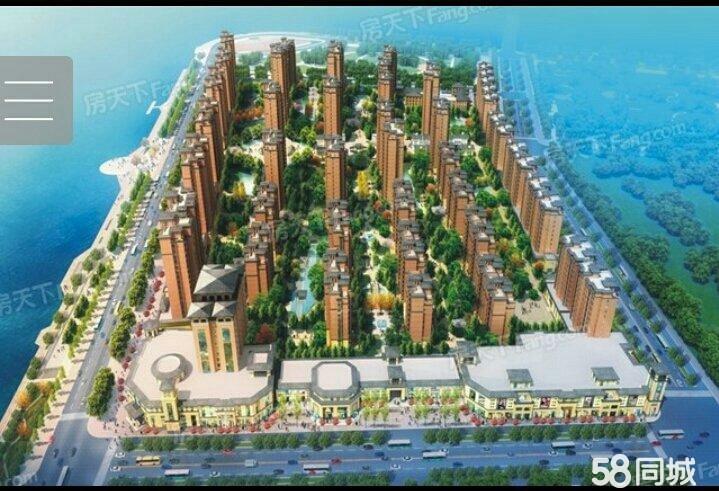 半岛国际城市花园4室2厅2卫