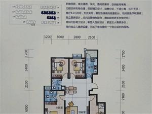 卢龙先锋蓝钻公馆1楼4室2厅2卫128平米