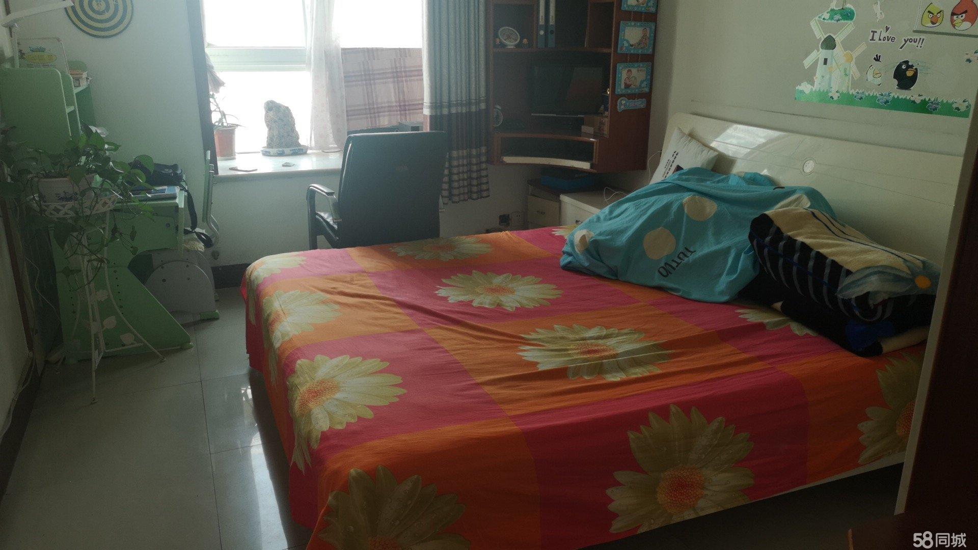 出售龙苑公寓3室2厅2卫,全套家具家电,拎包入住
