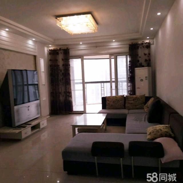 城北锦华十年城精装大三房家电齐全+大阳台仅售5500一平米