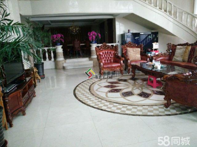 世紀龍庭c獨體別墅4室3廳2衛330平挑空戶型精裝