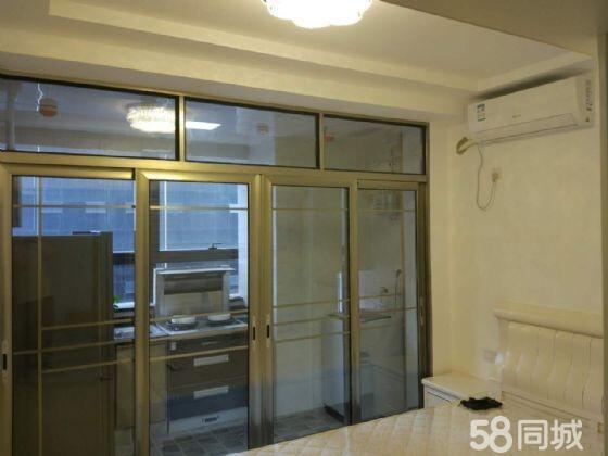 城西泸州佳乐世纪1室1厅30平米精装修押一付三