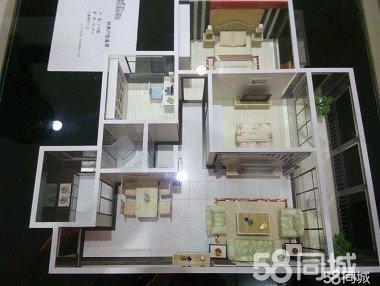 【安捷房产007】保靖新中医院新城3室2厅1卫93�O
