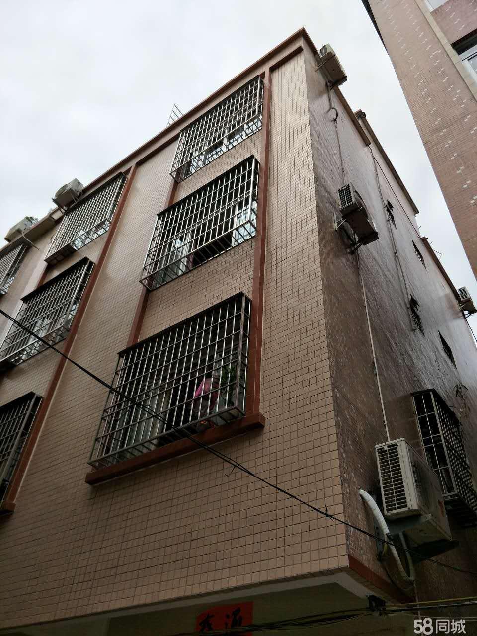 三面见光【私宅36占地】四层、向南、前后7米、开价73万