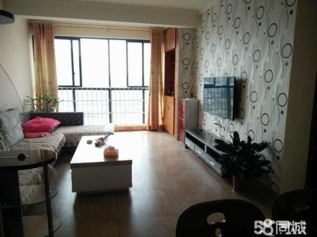 北门未来城2室2厅87平米精装修年付