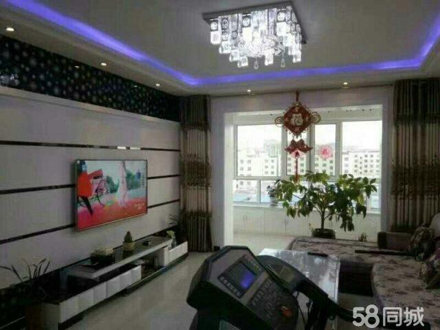 成林大厦精装105平3室2厅地暖房3室105m2