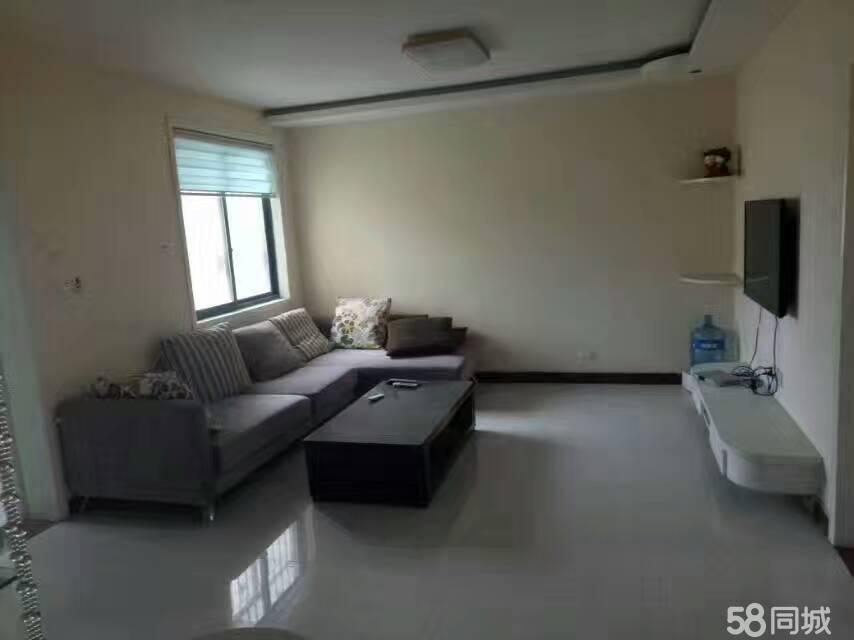 安陵镇森海豪庭2室1厅102平米中等装修年付