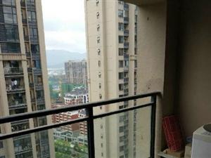 龙文万达中央华城2室2厅90平米精装修押一付三