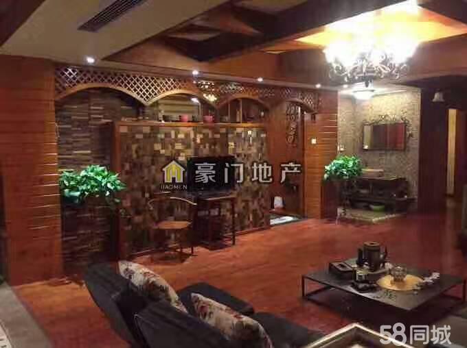 君裕东湖豪装83万房东亲自设计装修长达两年呕心沥血之