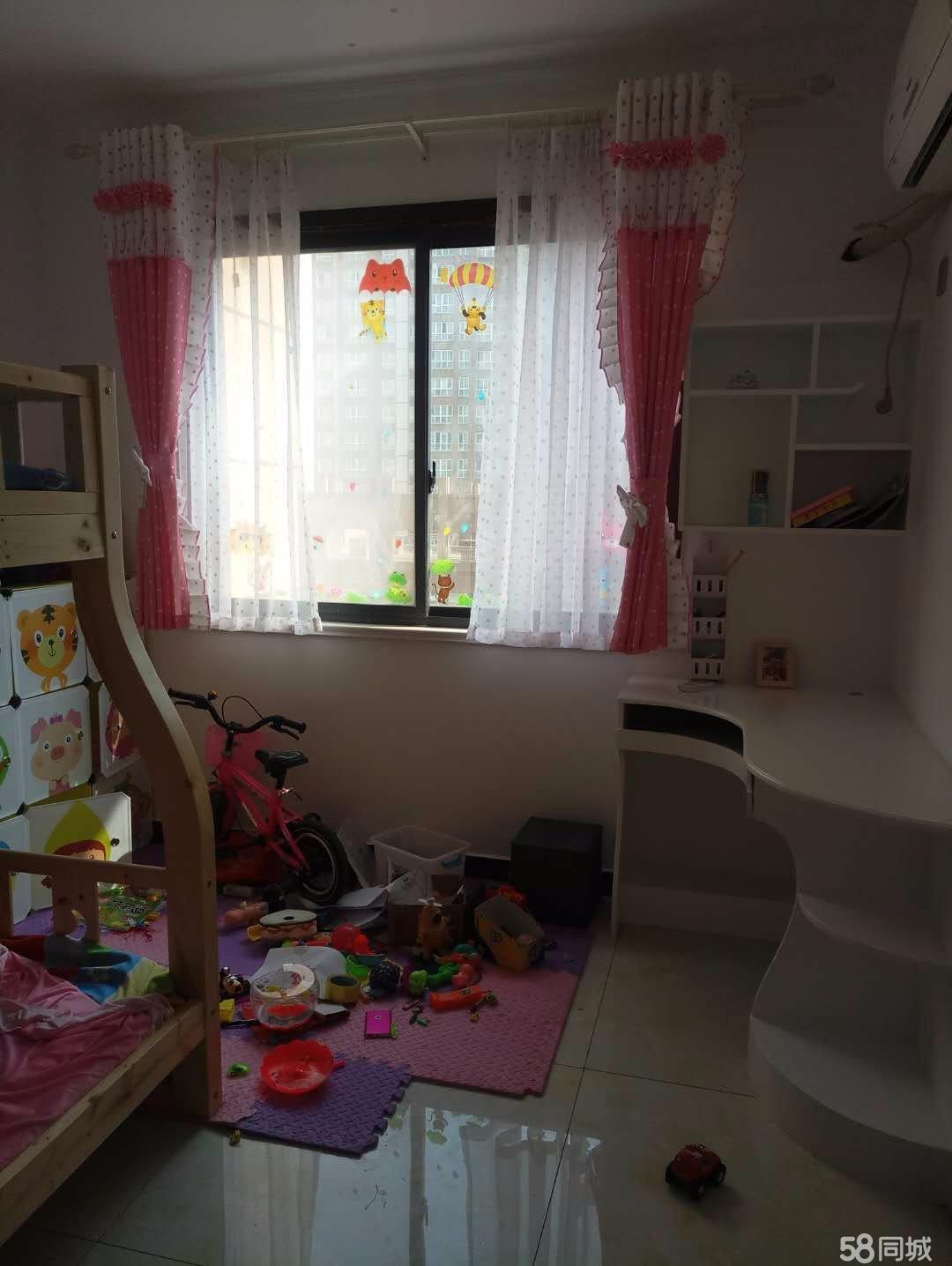 山阳丰和大厦3室2厅2卫147平米精装修带家具家电