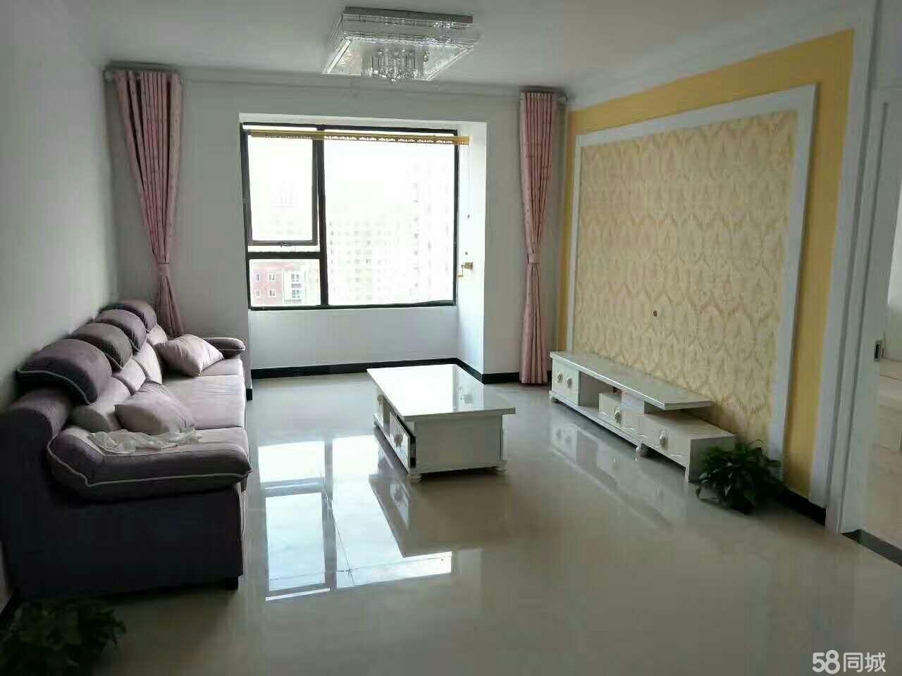 永城豫宝鑫华2室1厅90平米简单装修年付