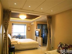 富尔沃财富广场1室1厅50平米精装修押一付三