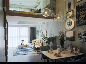 精装修年轻居家loft小复式,随时看房低于市场价