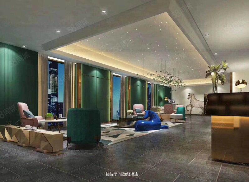 丽江28万就能坐拥雪山脚下公寓一套,精装修多主题多元素带飘窗