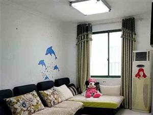 华松时代北区2室套房3台空调家具电齐全1260元