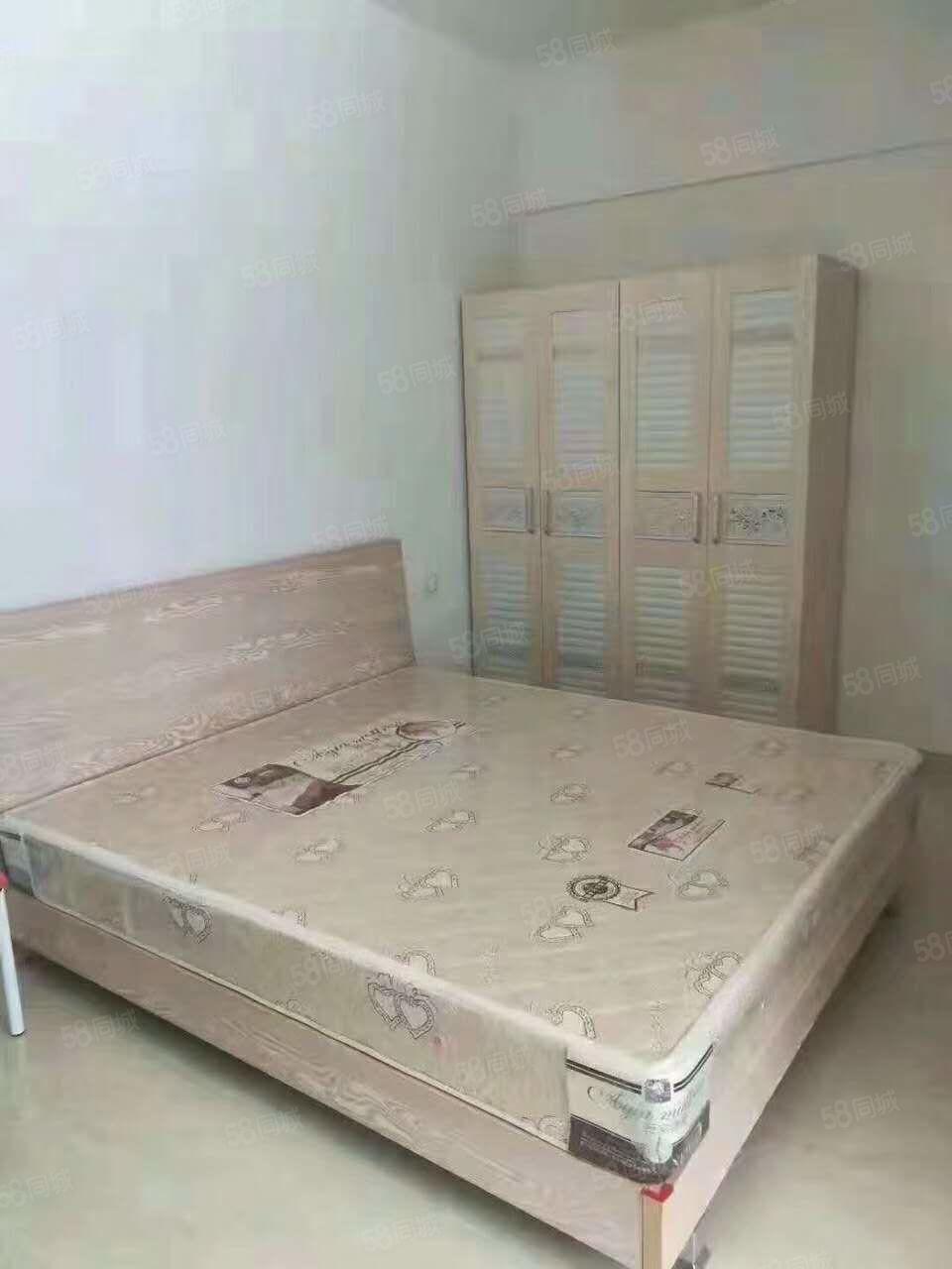 万达周边和信大厦标准单身公寓精装修设备齐全拎包入住