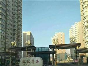 鹤城馨苑高层电梯房五楼59平米一室一厅精装带家电家具