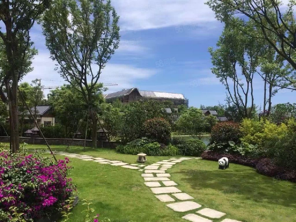 明宇6期2层楼的合院超高赠送率实得230平米花园100